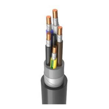 Силовой медный ВВГнг(A)-FRLS 5х2.5 (м) РЭК-PRYSMIAN